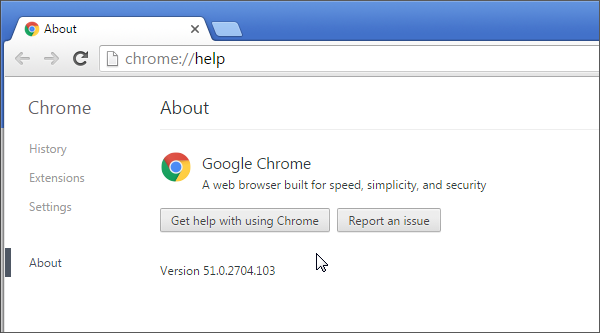 Chrome 51 Available For Cloud Testing - Cross-Browser