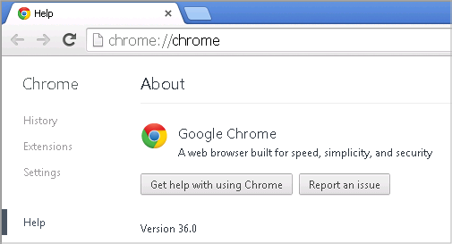 Chrome 36 Added to Browserling - Cross-Browser Testing Blog
