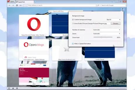 Webgl Download Opera